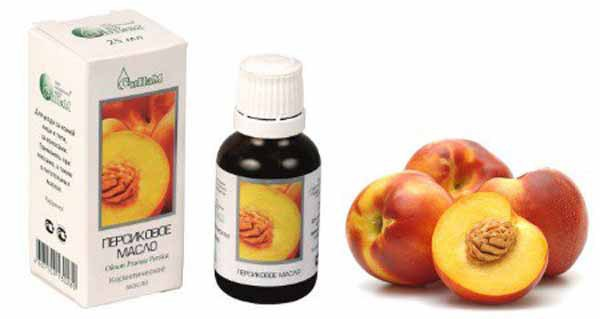 Персиковое масло для кожи лица — инструкция по применению