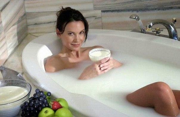 Ванна с содой: правильное применение