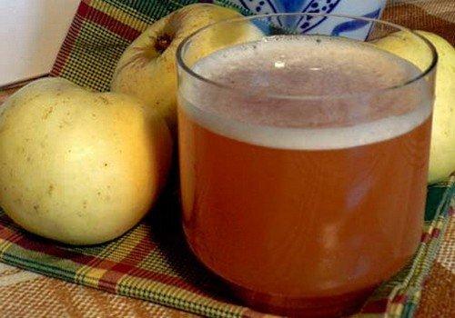 Рецепт яблочного кваса и его уникальные свойства