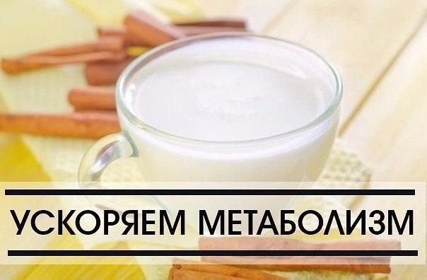 Напитки для ускорения метаболизма